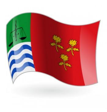 Bandera de Soneja ( Soneixa )