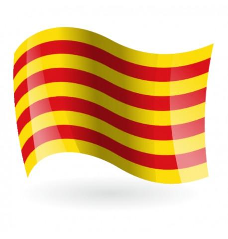Bandera de Sueras ( Suera )