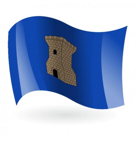 Bandera de la Torre Endoménech ( La Torre d'en Doménec )