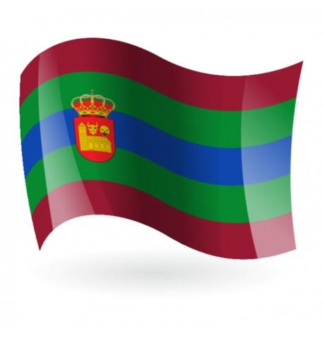 Bandera de Villamanín