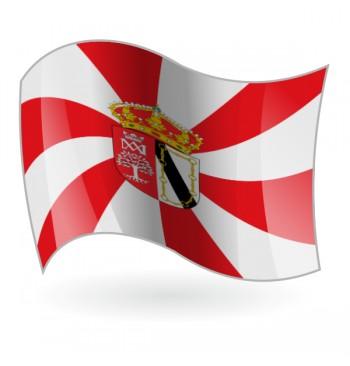 Bandera de Cereceda de la Sierra