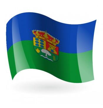 Bandera de Cespedosa de Tormes
