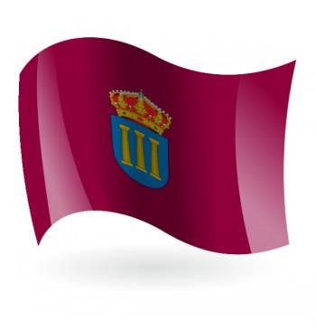 Bandera de Ciudad Rodrigo
