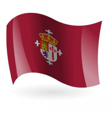 Bandera de Cordovilla ( Salamanca )