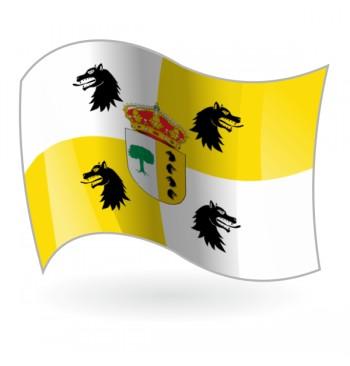 Bandera de Cristóbal de la Sierra