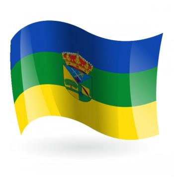 Bandera de Encina de San Silvestre