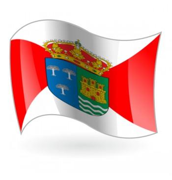 Bandera de La Fregeneda