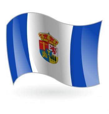 Bandera de Fuentes de Oñoro