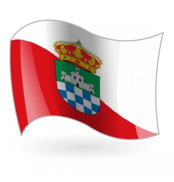 Bandera de Galinduste