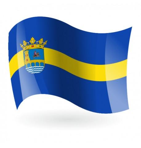 Bandera de Ledesma