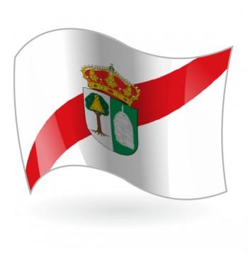 Bandera de Macotera