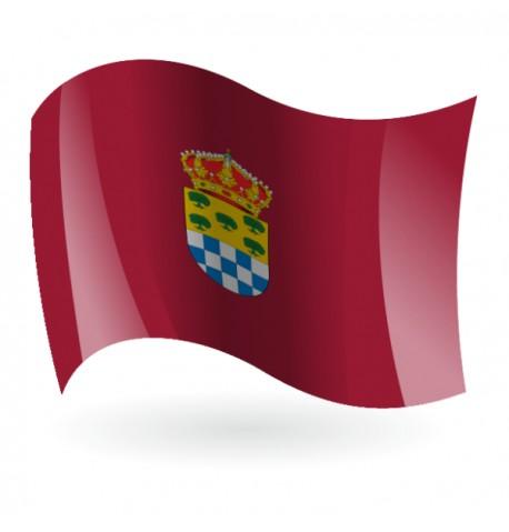 Bandera de Mancera de Abajo