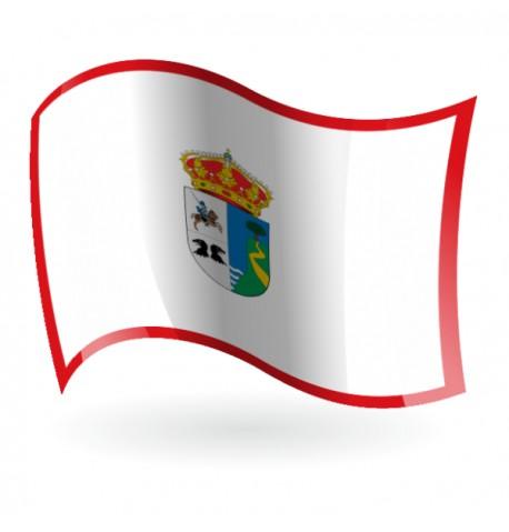 Bandera de Mieza