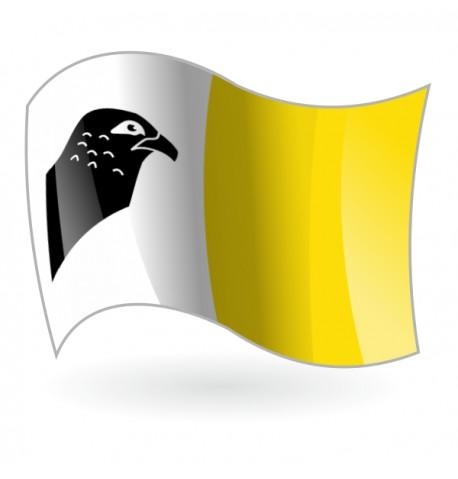 Bandera de El Milano