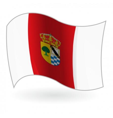 Bandera de Miranda del Castañar