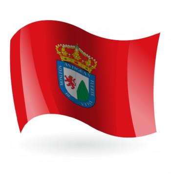 Bandera de Monleón