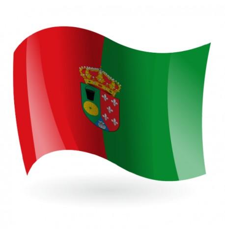 Bandera de Morille