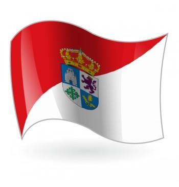 Bandera de Navasfrías