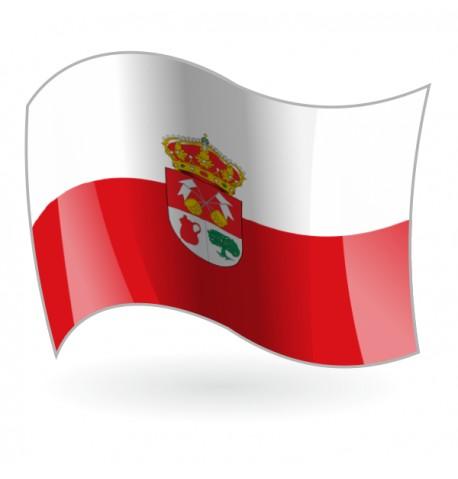 Bandera de Tamames