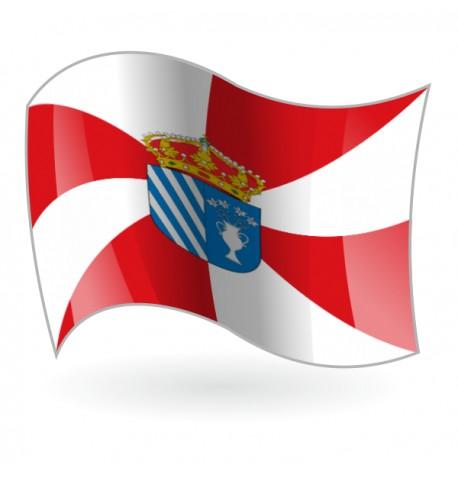 Bandera de La Vídola
