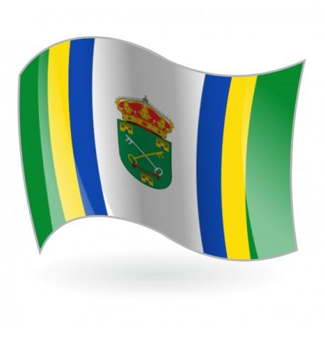 Bandera de Villar de Peralonso