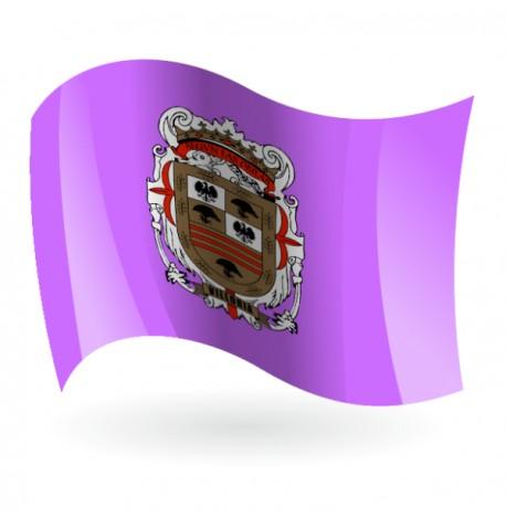 Bandera de Villoria