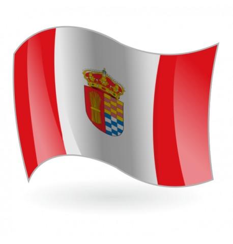 Bandera de Villoruela