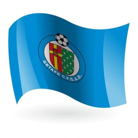Bandera del Getafe Club de Fútbol mod.1