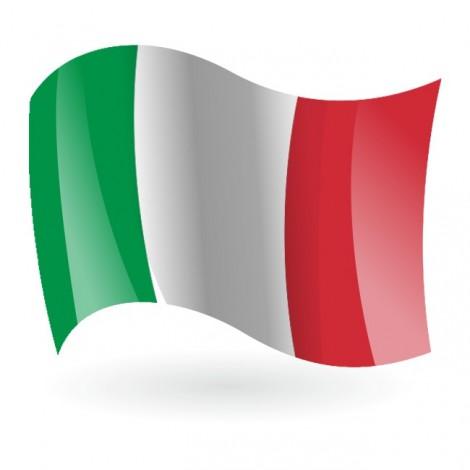 Bandera de Italia ( República Italiana )