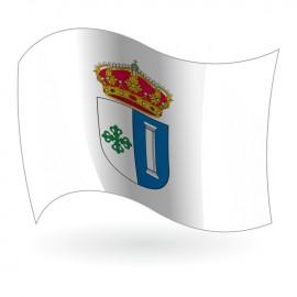 Bandera de La Coronada