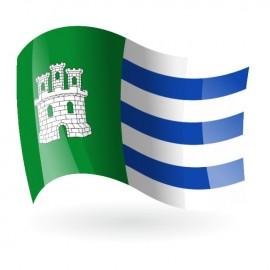 Bandera de Lecrín