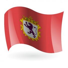 Bandera de la Ciudad de León