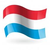 Bandera de Luxemburgo ( Gran Ducado )