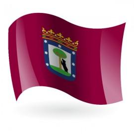 Bandera de la Villa de Madrid