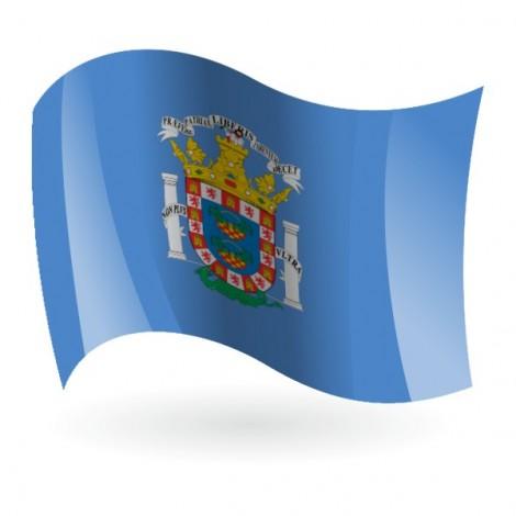 Bandera de Melilla