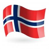 Bandera del Reino de Noruega
