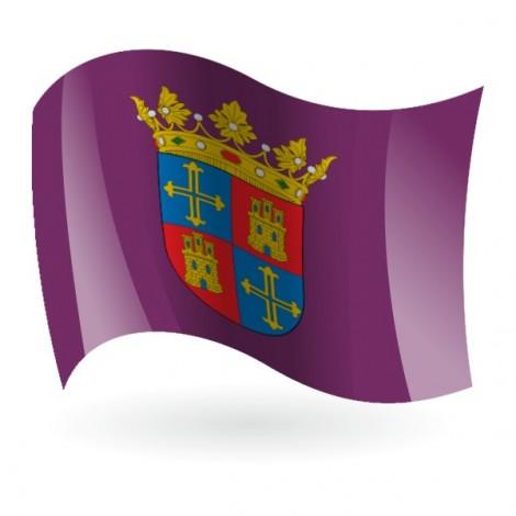 Bandera de Palencia