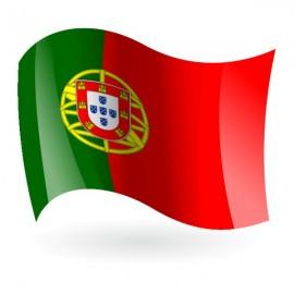 Bandera de Portugal ( República Portuguesa )