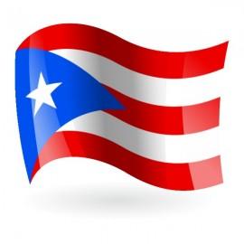 Bandera de Puerto Rico ( Estado Libre Asociado )