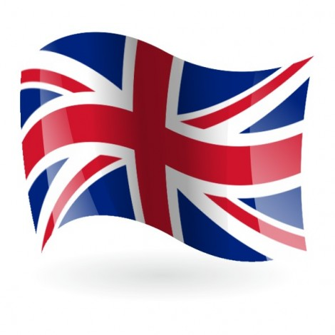 Bandera de Reino Unido ( Gran Bretaña )