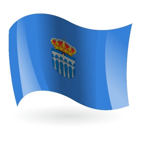 Bandera de Segovia