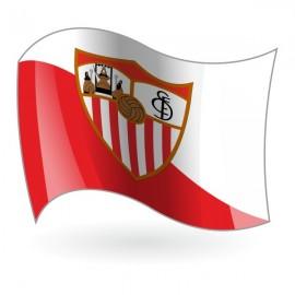 Bandera del Sevilla Fútbol Club mod. 1