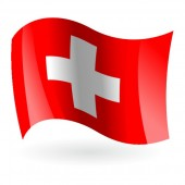 Bandera de Suiza ( Confederación Suiza )
