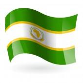 Bandera de la UA ( Unión Africana )