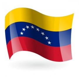 Bandera de la República Bolivariana de Venezuela
