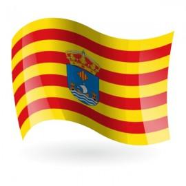 Bandera de la Villajoyosa ( La Vila )
