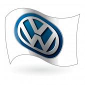Bandera de Volkswagen - mod. 1