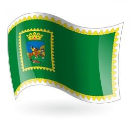 Bandera de Vélez - Málaga