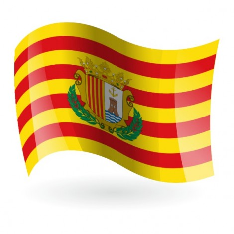 Bandera de Santa Pola