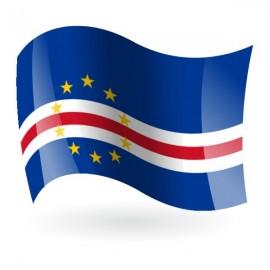 Bandera de la República de Cabo Verde